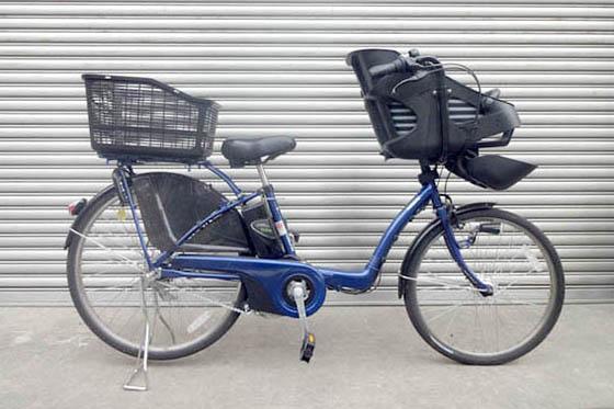 前乗せアシスト付自転車