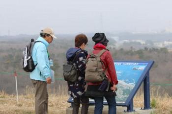 7.第3頂上からの景色説明
