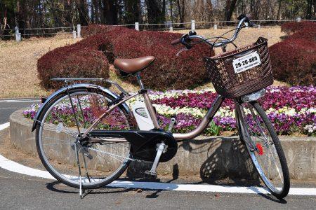 アシスト付自転車
