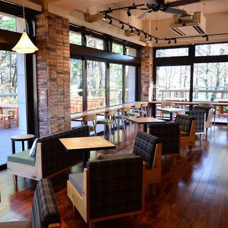 記念の森レストハウスカフェ