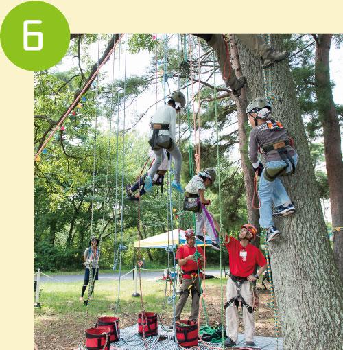 時間内なら、自分のペースで、自分の好きなロープを何回でも登れるので焦らずゆっくり登ります!!