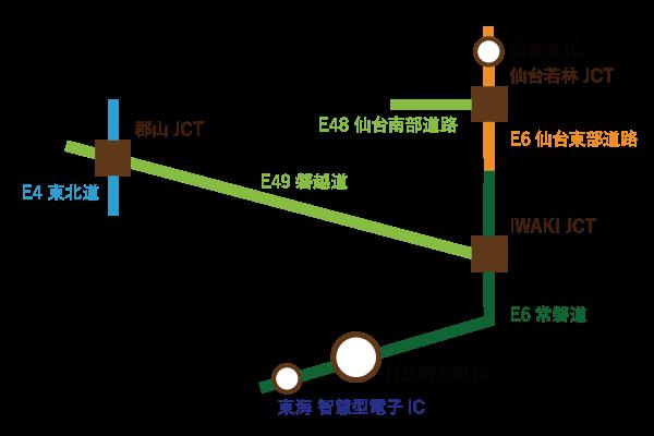 アクセス_車_東北方面ct