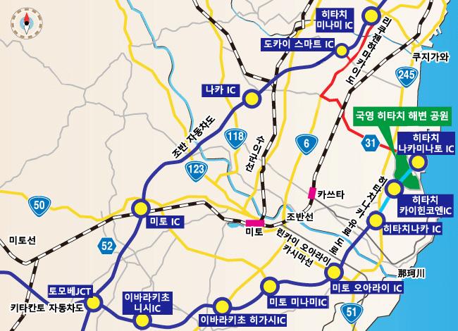アクセス_車_地図ko