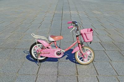 幼児用補助輪なし